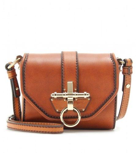 Givenchy OBSEDIA LEATHER SHOULDER BAG
