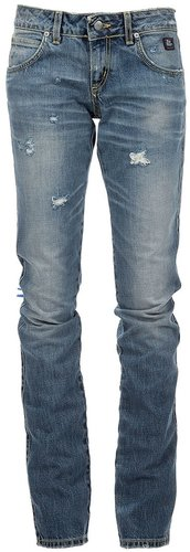 Roy Rogers 'Ra' light denim jean