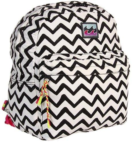 Billabong - Hitch 'N Hike Backpack (Off Black) - Bags and Luggage