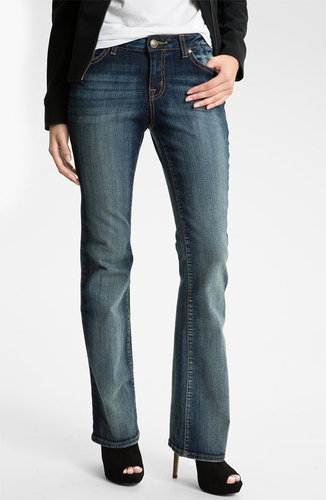 Jessica Simpson 'Rockin' Curvy Bootcut Jeans (Blitzen) (Online Exclusive)