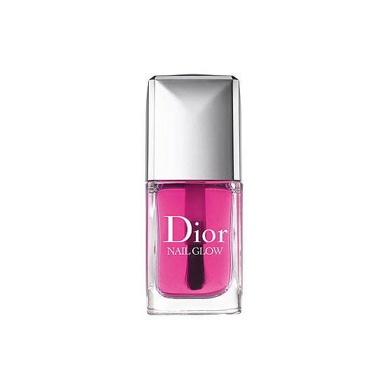 Dior is complementing its Lip Glow range with the new Nail Glow ($24). The sheer, universally flattering pink polish instantly enhances the look of natural nails in one swipe.