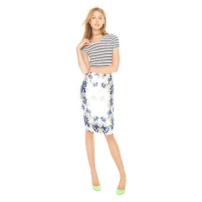 J.Crew Spring Outfit Ideas 2013