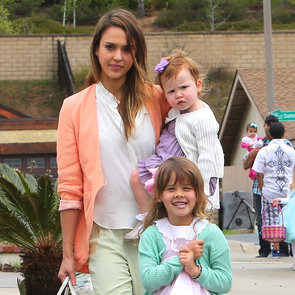 Celebrity Family Pictures Week of April 1, 2013