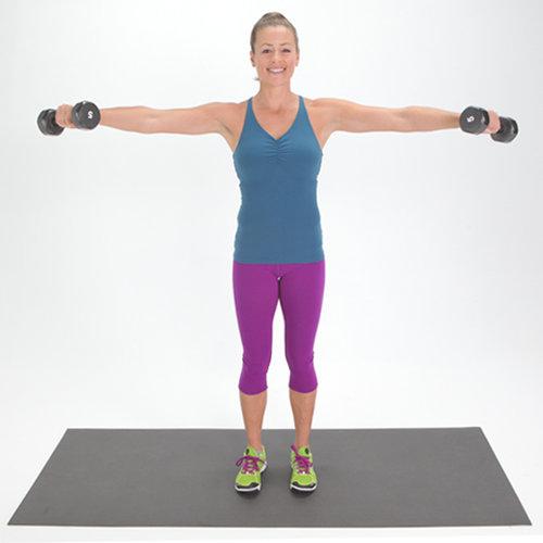 Side-Arm Raises