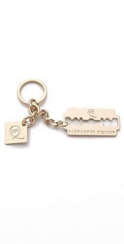 Mcq - alexander mcqueen Razor Blade Key Ring