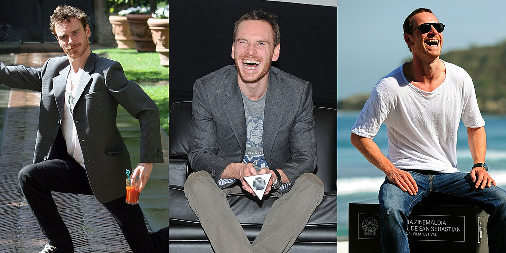 Happy Birthday, Michael Fassbender —Celebrate With 36 Silly, Sexy Snaps