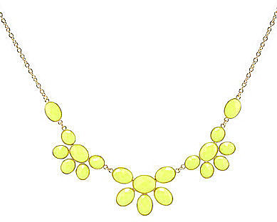 Anna & Ava Flora Bib Necklace