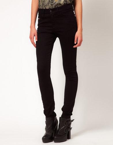 Diesel Hivy Skinny Jeans