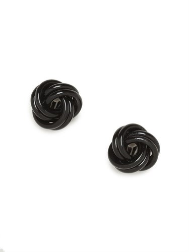 Black Knot Studs