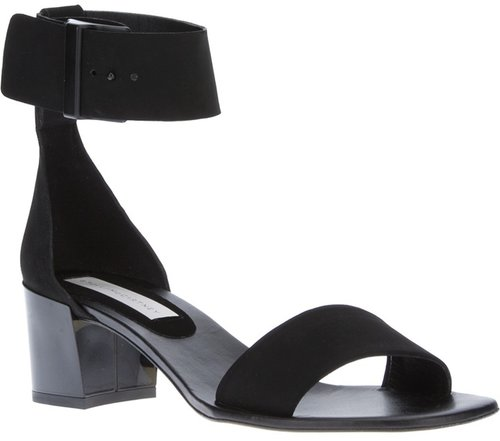 Stella Mccartney ankle strap sandal