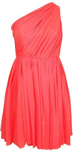 Rayna Dress in Coral