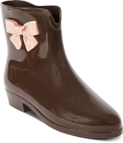 MEL Shoes, Ankle Rain Booties