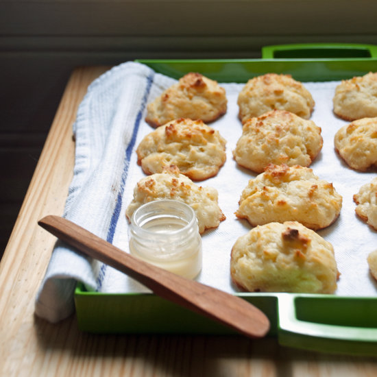 Easy Drop Biscuits