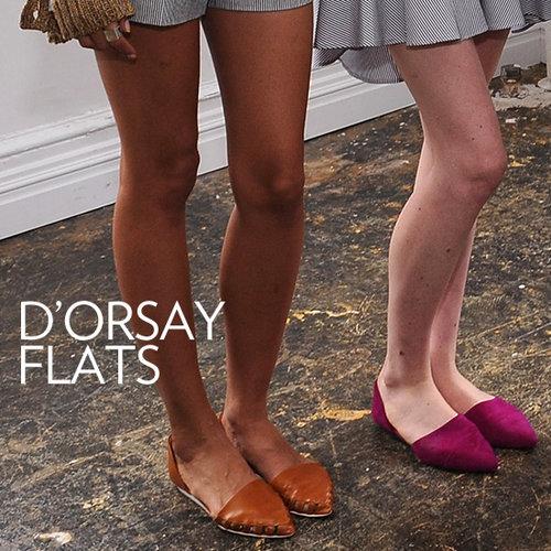 D'Orsay Flats