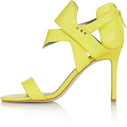 SENSO Single Sole Cut Out Sandals