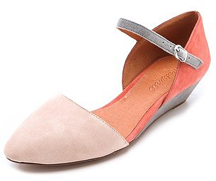 Madewell Simple Mary Jane Wedges