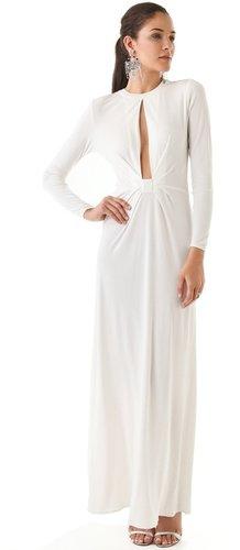 Issa Slit Front Maxi Dress