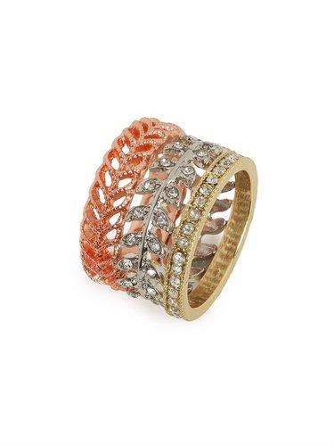 Texture Ring Trio
