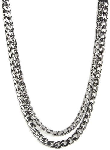 Hema Double Curb Chain