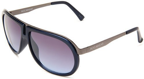 Rocawear Men's R1157 BLM Aviator Sunglasses