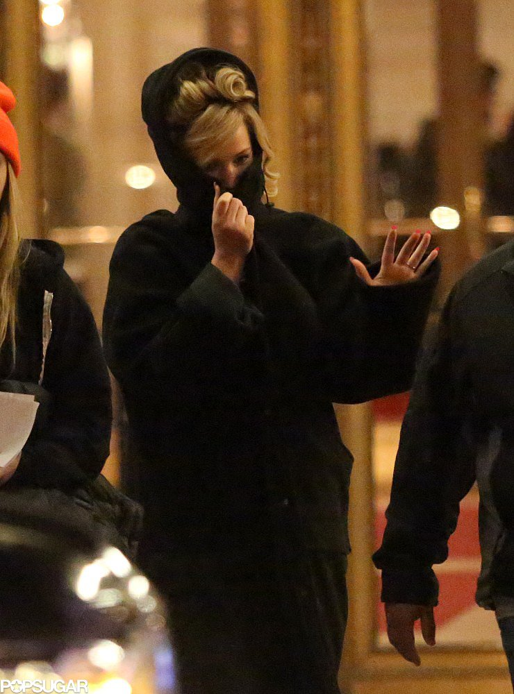 Jeremy Renner Goes Back in Time With Jennifer and Christian in Boston