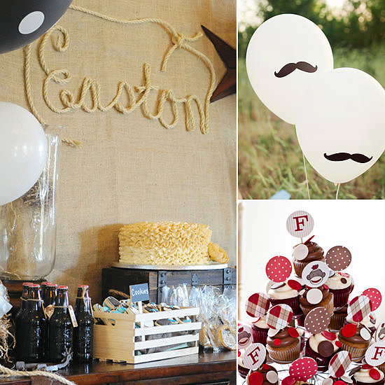 boy baby shower ideas popsugar moms