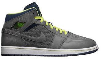 Nike Air Jordan 1 Retro 97 Textile Men's Shoes
