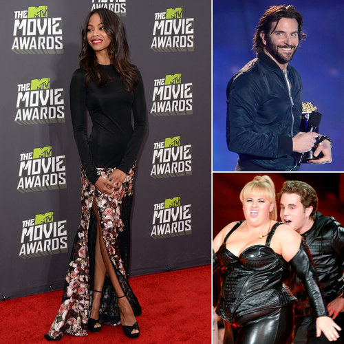 MTV Movie Awards Roundup 2013