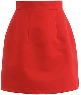 McQ Alexander McQueen Full bell skirt