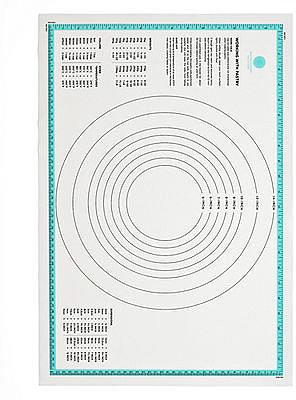"Martha Stewart Collection Pastry Mat, 24.5"" x 16.5"""