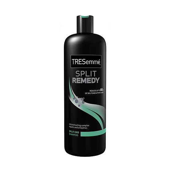 Let's face it: split ends are inevitable. But Tresemmé Split Remedy Split End Shampoo ($6) helps to bind splitting hair, so you can wear your length with confidence.