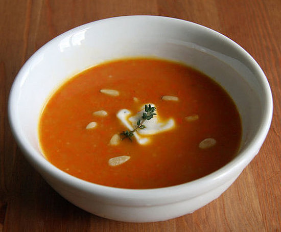 Ginger-Carrot Soup