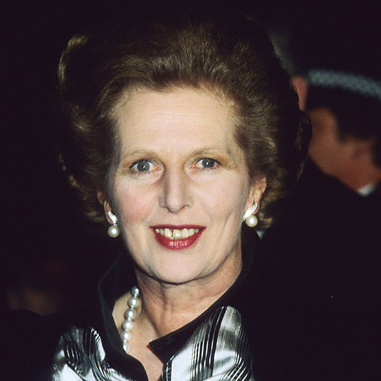 See Margaret Thatchers Most Memorable Fashion Moments