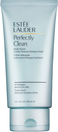 Estee Lauder Perfectly Clean Multi-Action Creme Cleanser & Moisture Mask