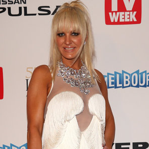 2013 Logies: Who Wore What, Red Carpet, Carrie Bickmore