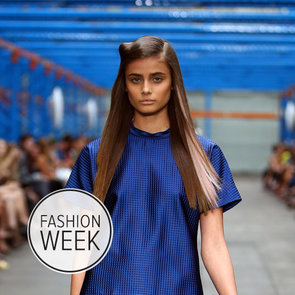 Runway Review & Pictures: Christopher Esber SS 14 MBFWA Show