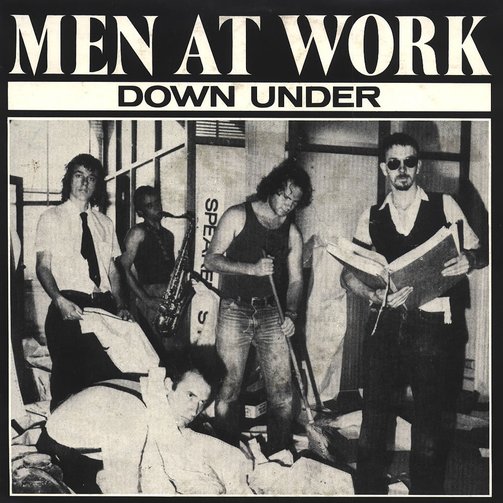 """Down Under"" by Men at Work"