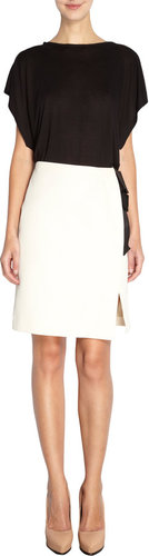 Lanvin Side Bow Skirt
