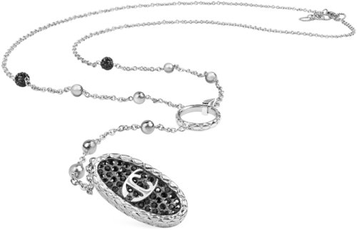 Just Cavalli Beads - Stainless Steel Pendant Necklace
