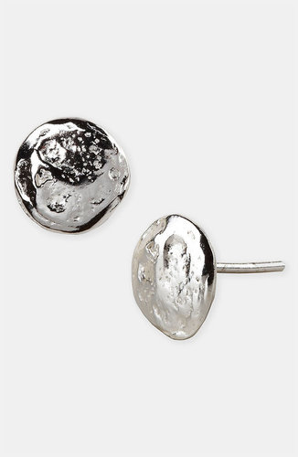 Argento Vivo 'Bauble Bar' Stud Earrings