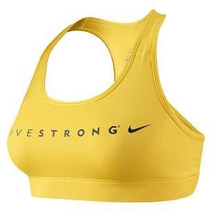 Nike LIVESTRONG Pro Women's Sports Bra