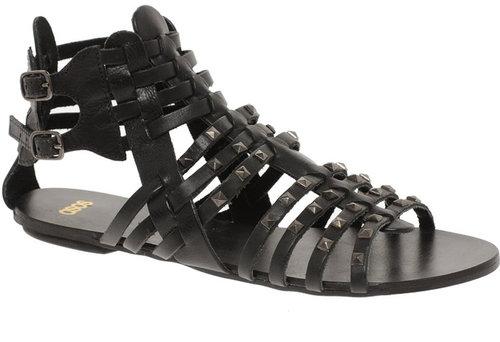 ASOS FRISBEE Leather Gladiators