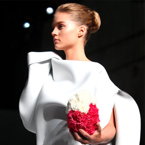 Runway Review & Pictures: Toni Maticevski SS 2014 MBFWA Show