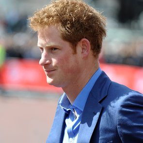 Prince Harry to Present at London Marathon 2013 | Video
