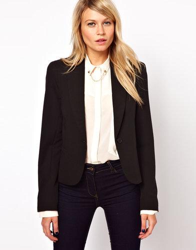 ASOS Cropped Tailored Blazer