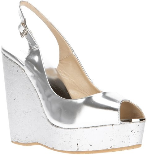 Jimmy Choo wedge sandal