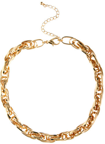 ASOS Twist Chain Necklace
