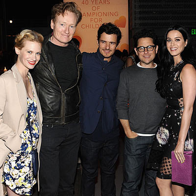 Coach Benefit Party Celebrity Pictures