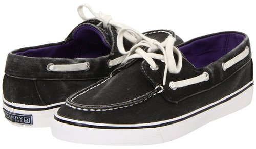 Sperry Top-Sider - Biscayne (Black) - Footwear