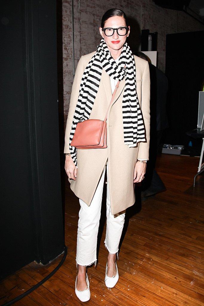Jenna Lyons at the 2013 Public Art Fund Spring Benefit in New York. Photo: Matteo Prandoni/BFAnyc.com